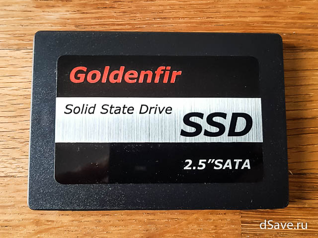 Goldenfir SSD 32Gb